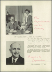 Mamaroneck High School - Mahiscan Yearbook (Mamaroneck, NY) online yearbook collection, 1950 Edition, Page 12