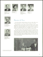 Mamaroneck High School - Mahiscan Yearbook (Mamaroneck, NY) online yearbook collection, 1960 Edition, Page 23 of 192
