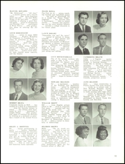 Mamaroneck High School - Mahiscan Yearbook (Mamaroneck, NY) online yearbook collection, 1960 Edition, Page 55