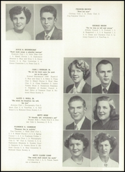 Manasquan High School - Treasure Yearbook (Manasquan, NJ) online yearbook collection, 1950 Edition, Page 35