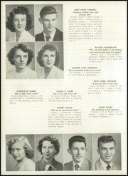 Manasquan High School - Treasure Yearbook (Manasquan, NJ) online yearbook collection, 1950 Edition, Page 36 of 104