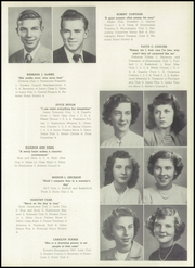 Manasquan High School - Treasure Yearbook (Manasquan, NJ) online yearbook collection, 1950 Edition, Page 37