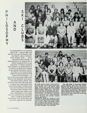 Manassas Park High School - Reflections Yearbook (Manassas Park, VA) online yearbook collection, 1984 Edition, Page 100 of 144