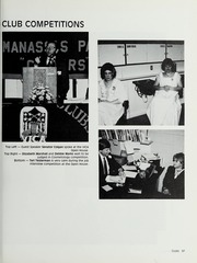 Manassas Park High School - Reflections Yearbook (Manassas Park, VA) online yearbook collection, 1984 Edition, Page 101