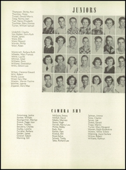 Manatee High School - Cane Echo Yearbook (Bradenton, FL) online yearbook collection, 1952 Edition, Page 60