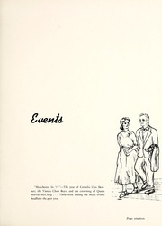 Manchester College - Aurora Yearbook (North Manchester, IN) online yearbook collection, 1955 Edition, Page 23