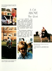 Manchester College - Aurora Yearbook (North Manchester, IN) online yearbook collection, 1988 Edition, Page 7