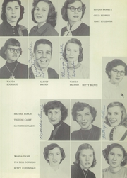 Manila High School - Lions Echo Yearbook (Manila, AR) online yearbook collection, 1954 Edition, Page 17 of 100