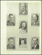 Manlius High School - Mirror Devil Yearbook (Manlius, IL) online yearbook collection, 1944 Edition, Page 17 of 110