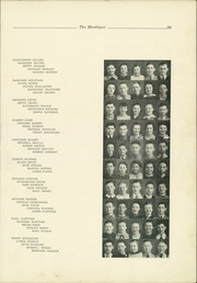 Mansfield High School - Manhigan Yearbook (Mansfield, OH) online yearbook collection, 1937 Edition, Page 41