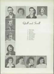 Mar Vista High School - Mariner Log Yearbook (Imperial Beach, CA) online yearbook collection, 1954 Edition, Page 59 of 104