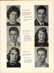 Margaretville Central High School - Log Yearbook (Margaretville, NY) online yearbook collection, 1959 Edition, Page 13