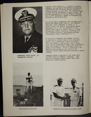 Marias (AO 57) - Naval Cruise Book online yearbook collection, 1973 Edition, Page 4