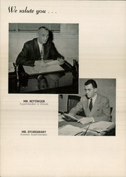 Mark Keppel High School - Teocalli Yearbook (Alhambra, CA) online yearbook collection, 1947 Edition, Page 16