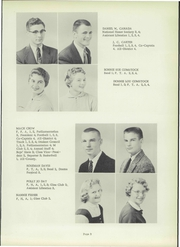 Marked Tree High School - Pow Wow Yearbook (Marked Tree, AR) online yearbook collection, 1958 Edition, Page 15 of 72