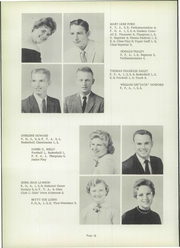 Marked Tree High School - Pow Wow Yearbook (Marked Tree, AR) online yearbook collection, 1958 Edition, Page 16