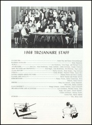 Maroa High School - Trojanaire / Maronois Yearbook (Maroa, IL) online yearbook collection, 1968 Edition, Page 9 of 144