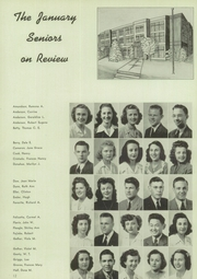 Marshall High School - Cardinal Yearbook (Minneapolis, MN) online yearbook collection, 1944 Edition, Page 16