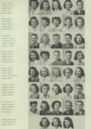 Marshall High School - Cardinal Yearbook (Minneapolis, MN) online yearbook collection, 1944 Edition, Page 17 of 80