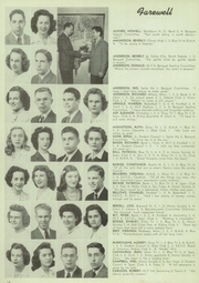Marshall High School - Cardinal Yearbook (Minneapolis, MN) online yearbook collection, 1944 Edition, Page 18