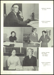 Marshall High School - Cardinal Yearbook (Minneapolis, MN) online yearbook collection, 1955 Edition, Page 8