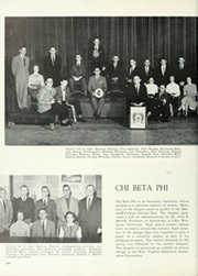 Marshall University - Chief Justice Yearbook (Huntington, WV) online yearbook collection, 1957 Edition, Page 158