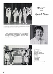 Marshfield High School - Tiger Yearbook (Marshfield, WI) online yearbook collection, 1961 Edition, Page 94