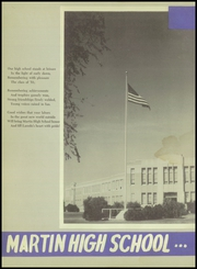 Martin High School - La Pitahaya Yearbook (Laredo, TX) online yearbook collection, 1951 Edition, Page 10