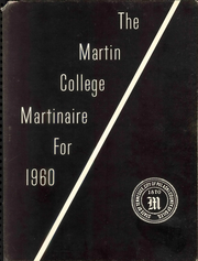 Martin Methodist College - Spinster Yearbook (Pulaski, TN) online yearbook collection, 1960 Edition, Page 5
