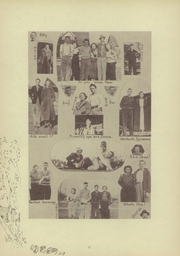 Martinsville High School - Artesian Yearbook (Martinsville, IN) online yearbook collection, 1935 Edition, Page 16