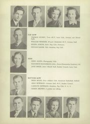 Martinsville High School - Artesian Yearbook (Martinsville, IN) online yearbook collection, 1940 Edition, Page 16