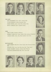 Martinsville High School - Artesian Yearbook (Martinsville, IN) online yearbook collection, 1940 Edition, Page 17 of 72