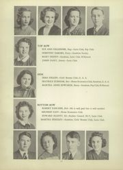 Martinsville High School - Artesian Yearbook (Martinsville, IN) online yearbook collection, 1940 Edition, Page 18