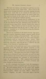 Mary Baldwin College - Bluestocking Yearbook (Staunton, VA) online yearbook collection, 1892 Edition, Page 7 of 108