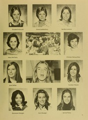 Mary Baldwin College - Bluestocking Yearbook (Staunton, VA) online yearbook collection, 1975 Edition, Page 49