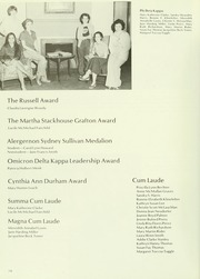 Mary Baldwin College - Bluestocking Yearbook (Staunton, VA) online yearbook collection, 1976 Edition, Page 140
