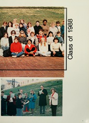 Mary Baldwin College - Bluestocking Yearbook (Staunton, VA) online yearbook collection, 1988 Edition, Page 13
