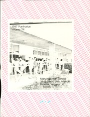Maryvale High School - Panthorian Yearbook (Phoenix, AZ) online yearbook collection, 1987 Edition, Page 5