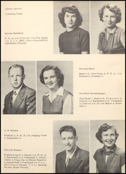 Mason High School - Branding Iron Yearbook (Mason, TX) online yearbook collection, 1951 Edition, Page 17