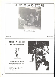 Maud High School - Cardinal Yearbook (Maud, TX) online yearbook collection, 1972 Edition, Page 156