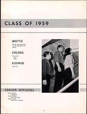 Mayfield High School - Mayfielder Yearbook (Mayfield, OH) online yearbook collection, 1959 Edition, Page 8