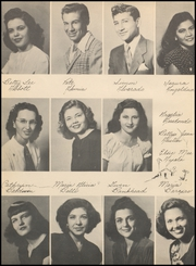 McAllen High School - El Espejo Yearbook (McAllen, TX) online yearbook collection, 1948 Edition, Page 16
