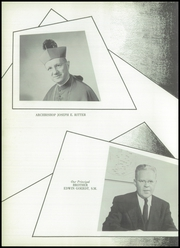 McBride High School - Colonnade Yearbook (St Louis, MO) online yearbook collection, 1956 Edition, Page 10