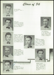 McBride High School - Colonnade Yearbook (St Louis, MO) online yearbook collection, 1956 Edition, Page 12