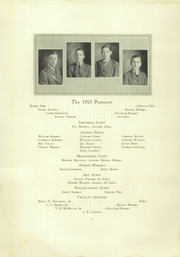 Page 10, 1925 Edition, McCallie High School - Pennant Yearbook (Chattanooga, TN) online yearbook collection