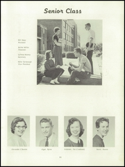 McPherson High School - Bullpup Yearbook (Mcpherson, KS) online yearbook collection, 1957 Edition, Page 17 of 84