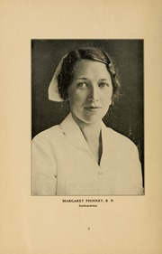 Medical College Hospital School of Nursing - Cap and Candle Yearbook (Philadelphia, PA) online yearbook collection, 1931 Edition, Page 10