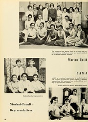 Medical College of Pennsylvania - Iatrian Yearbook (Philadelphia, PA) online yearbook collection, 1959 Edition, Page 52