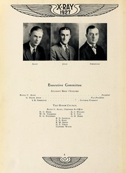 Medical College of Virginia - X Ray Yearbook (Richmond, VA) online yearbook collection, 1927 Edition, Page 12 of 284