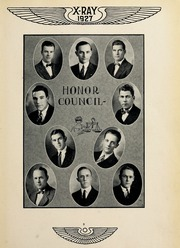 Medical College of Virginia - X Ray Yearbook (Richmond, VA) online yearbook collection, 1927 Edition, Page 13